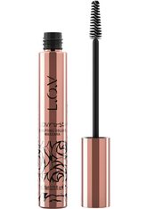 L.O.V Make-up Augen Rose Collection Lovrose Sculpting Volume Mascara Nr. 100 Black Rose 7 ml
