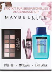 MAYBELLINE - MAYBELLINE NEW YORK Make-up Set »Lash Sensational Kit«, 3-tlg., mit gratis Augen-Make-Up-Entferner - MAKEUP SETS