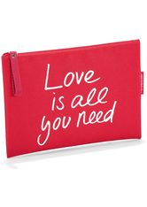 REISENTHEL - REISENTHEL® Beautycase »case 1 love is all you need«, rot, rot - KOSMETIKTASCHEN & KOFFER