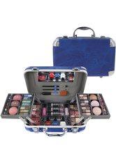 ZMILE COSMETICS - ZMILE COSMETICS Kosmetik-Koffer »Traveller blue«, 85-tlg. - Kosmetiktaschen & Koffer