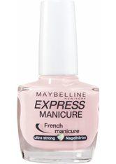 Maybelline Express Manicure French Nagelhärter Nr. 7 - Pastel