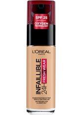 L'Oréal Paris Infaillible 24H Fresh Wear Make-up 200 Golden Sand Foundation 30ml Flüssige Foundation