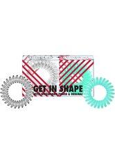 Invisibobble Haargummis Original Get In Shape Pack Original Haargummis Mint To Be 3 Stk. + Power Haargummis Crystal Clear 3 Stk. 1 Stk.