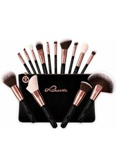 LUVIA - Luvia Pinselsets Luvia Pinselsets Essential Brushes - Black Diamond Pinselset 1.0 pieces - Makeup Pinsel