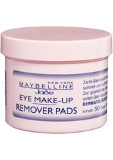 MAYBELLINE - MAYBELLINE NEW YORK Augen-Make-up-Entferner »Eye Make-Up Remover Pads« - MAKEUP ENTFERNER