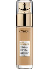 L'ORÉAL PARIS - L'ORÉAL PARIS Foundation »Age Perfect«, feuchtigkeitsspendend, braun, 230 Vanille Doree - FOUNDATION