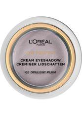 L'Oréal Paris Age Perfect cremiger Lidschatten 05 Opulent Plum Lidschatten 4 ml