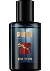 PUMA - PUMA Eau de Toilette »Push The Heat«, 50 ml - Parfum