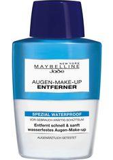 Maybelline Tagespflege Waterproof Augenmake-up Entferner 125 ml No_Color