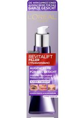 L´Oréal Paris Revitalift Filler Anti-Aging Hyaluron Augencreme für das Gesicht Augencreme 30.0 ml