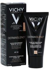 Vichy Dermablend Fluid Corrective Foundation (30ml) (Verschiedene Nuancen) - Vanilla 20