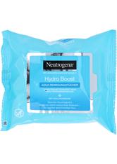NEUTROGENA - Neutrogena Hydro Boost 25 Stk. Gesichtsreinigungstuch 25.0 st - Cleansing
