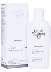 Louis Widmer Reinigung Remederm Ölbad leicht parfümiert Badeöl 250.0 ml