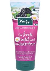 KNEIPP - Kneipp Pflege Duschpflege Aroma-Pflegedusche Sei frech, wild und wunderbar! 200 ml - Duschen & Baden