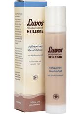 LUVOS - Luvos Naturkosmetik Gesichtsfluid Luvos Naturkosmetik Gesichtsfluid Gesichtsfluid mit Aprikosenkernöl Gesichtsfluid 50.0 ml - Tagespflege