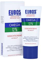 Eubos Produkte EUBOS Empfindliche Trockene Haut - Omega 3-6-9 Gesichtscreme Gesichtspflege 50.0 ml