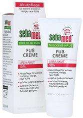 sebamed Produkte Sebamed Trockene Haut 10% Urea Akut Fußcreme Fusspflege 100.0 ml