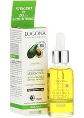 Logona Bio-Avocado & Bio-Inca Inchi Öl Vitalisierend Gesichtsöl  30 ml