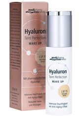 DR. THEISS NATURWAREN - HYALURON TEINT Perfection Make-up natural beige 30 ml - FOUNDATION