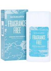 SCHMIDT'S DEODORANT - Schmidt's Deodorant Fragrance Free Sensitive Skin Stick - ROLL-ON DEO