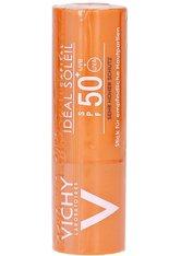 VICHY - Vichy Produkte VICHY IDÉAL SOLEIL Stick für empfindliche Hautpartien LSF 50+,9g Sonnencreme 9.0 g - LIPPENSCHUTZ