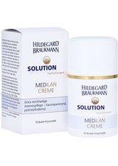 Hildegard Braukmann 24h Solution hypoallergen Medilan Creme Gesichtscreme 50.0 ml