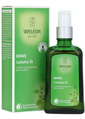 Weleda Körperöle Birke - Cellulite Öl 100ml Körperöl 100.0 ml