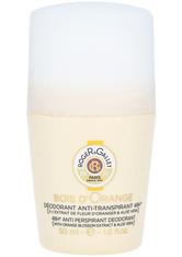 Roger & Gallet Bois D´Orange Deodorant Roll-On 50 ml
