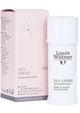 Louis Widmer Deodorants Unpafürmiert Deodorant 40.0 ml