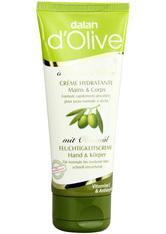 DALAN D'OLIVE - DALAN d'Olive Feuchtigkeitscreme 75 Milliliter - HÄNDE
