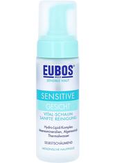 Eubos Produkte EUBOS Sensitive Vital Schaum Gesichtsreinigung Gesichtspflege 150.0 ml
