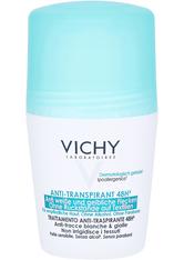 Vichy Produkte VICHY Anti Transpirant 48h Anti Flecken Deo Roll-on,50ml All-in-One Pflege 50.0 ml