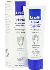 Linola Produkte Linola Hand Creme Handcreme 75.0 ml