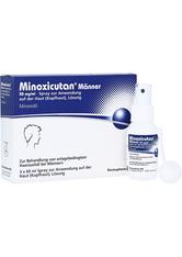 DERMAPHARM - MINOXICUTAN Männer 50 mg/ml Spray 3X60 ml - GEGEN HAARAUSFALL