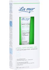 LA MER MED+ Anti-Spot peel-off Pickel Gel o.Parfüm 5 Milliliter