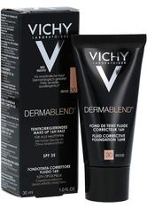 Vichy Produkte VICHY DERMABLEND Teint-korrigierendes Make-up Beige 30,30ml Foundation 30.0 ml
