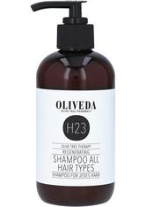 Oliveda H23 Shampoo für jedes Haar - Regenerating 200 Milliliter