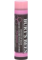 Burt's Bees Tinted Lip Balm (verschiedene Farbtöne) - Pink Blossom