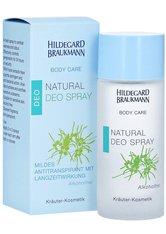 Hildegard Braukmann Body Care Natural Deo Spray Deodorant Spray 50.0 ml
