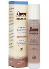 LUVOS - Luvos Pflege Aprikosenkernöl Getönte Gesichtscreme  Bronze - BB - CC CREAM