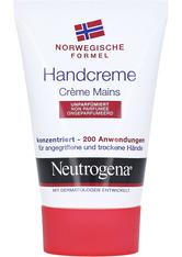 Neutrogena Norwegische Formel Handcreme Unparfümiert Creme 50.0 ml