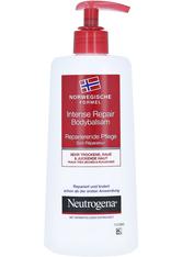 NEUTROGENA - Neutrogena Norwegische Formel Intense Repair 250 Milliliter - Körpercreme & Öle