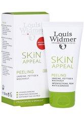Louis Widmer Reinigen und Klären Skin Appeal Gesichtspeeling 50.0 ml