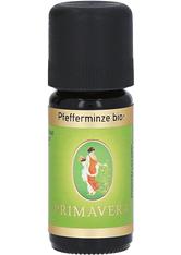 Primavera Health & Wellness Ätherische Öle bio Pfefferminze bio 10 ml