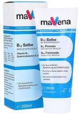 MAVENA DEUTSCHLAND GMBH - MAVENA B12 Salbe 200 Milliliter - KÖRPERCREME & ÖLE