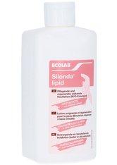 ECOLAB - SILONDA lipid Hautpflege Lotion Spenderflasche 500 Milliliter - KÖRPERCREME & ÖLE