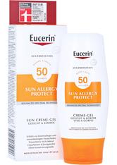 EUCERIN - Eucerin Sun Allergy Protect Creme-Gel LSF 50 150 Milliliter - SONNENCREME