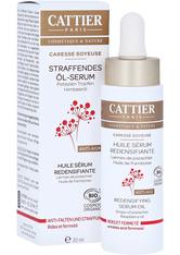 CATTIER - Cattier Gesichtspflege Straffendes Öl-Serum 30ml Anti-Aging Gesichtsserum 30.0 ml - Serum