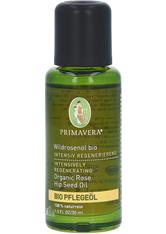 Primavera Wildrosenöl bio 30 ml - Tages- und Nachtpflege