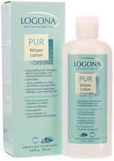 Logona Produkte Pur - Körperlotion 200ml Bodylotion 200.0 ml